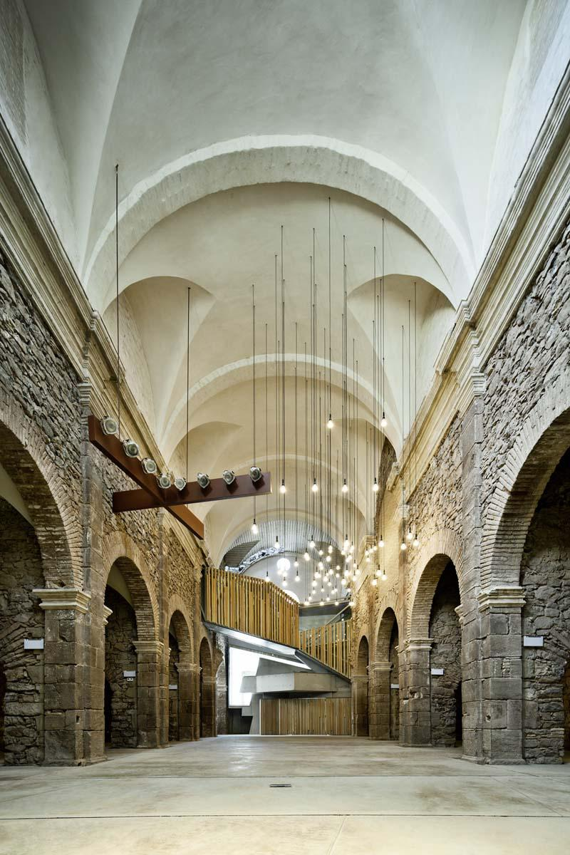 Convent De Sant Francesc By David Closes Architects