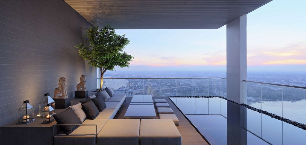 PANO Penthouse By Ayutt And Associates Archiscene Your