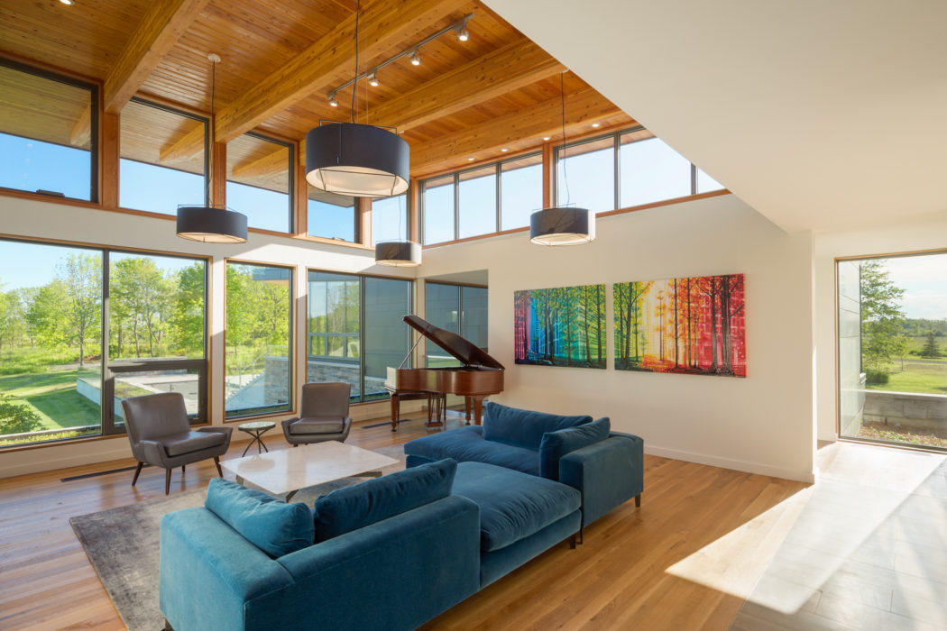 Millgrove House By Toms McNally Archiscene Your