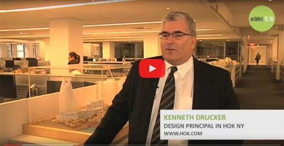 Kenneth Drucker of HOK speaks about Architect-US