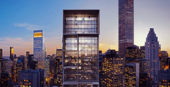 118 E59th Street Residences; New York, USA / Tabanlioglu Architects, f