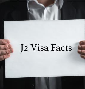 J2 Visa Process