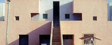 B.V. Doshi, Life Insurance Corporation Housing, Ahmedabad, India, 1973