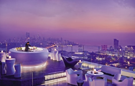 Four Seasons Mumbai best Rooftop in the world