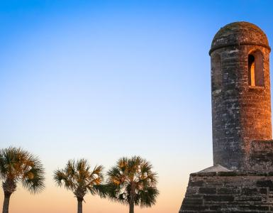 the oldest city in Florida