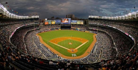 Yankees stadium
