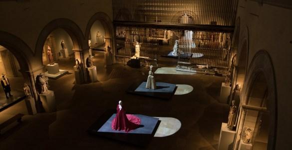 Heavenly Bodies exhibition