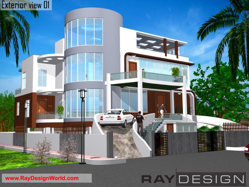 Mr. Alok Parwani - Pune Maharashtra - Bungalow Design