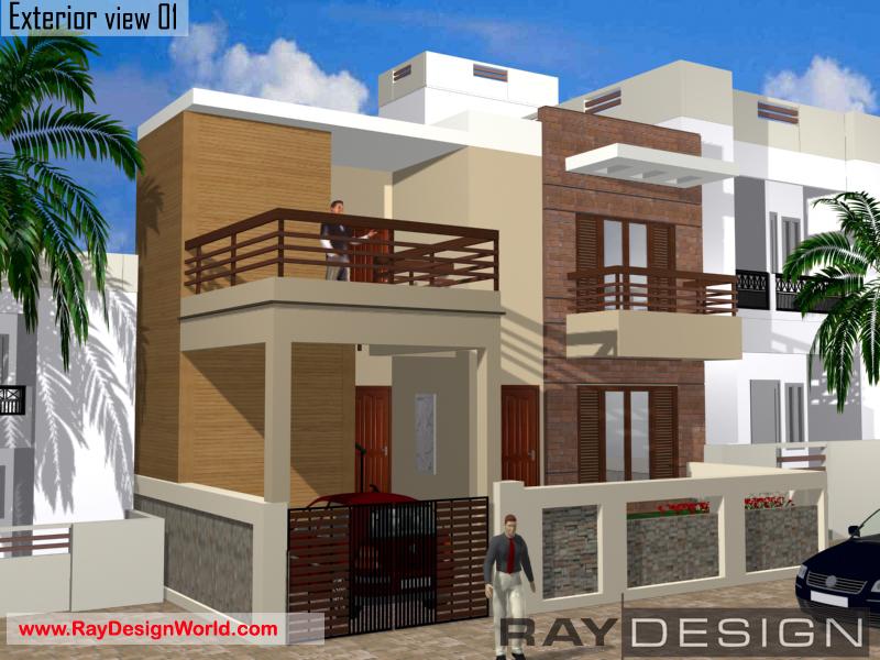 Best Residential Design in 1600 square feet - 27