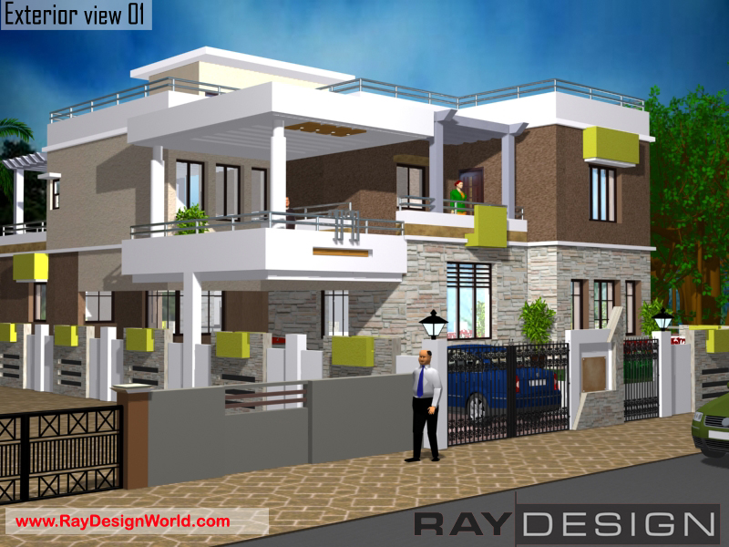 Best Residential Design in 3154 square feet - 19