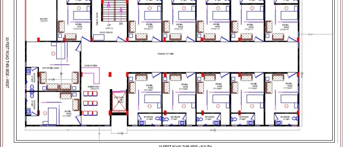 Dr Golivimohan-Srikakulam AP - Hospital Design