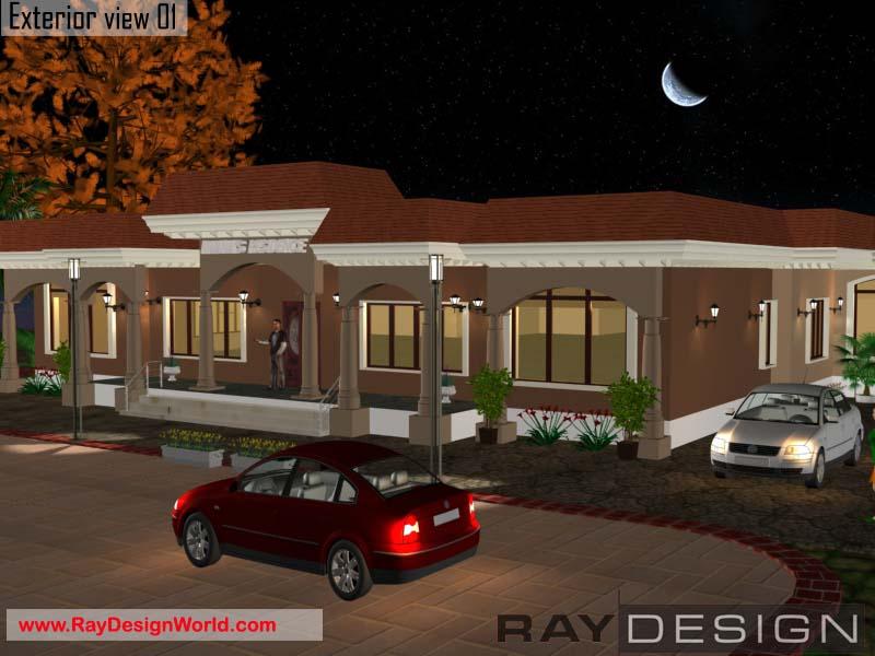 ChuckNawana-USA -Bungalow Design