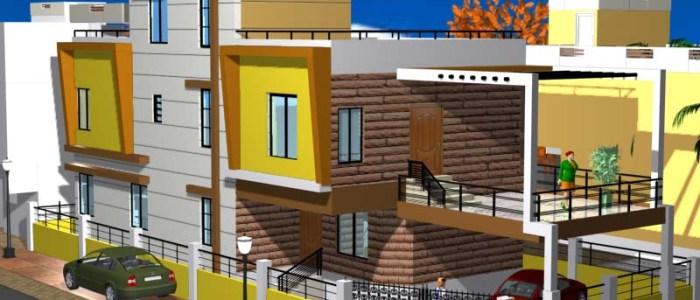 Best Residential Design in 2218 square feet - 32