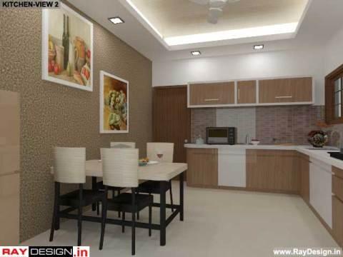 Mr. Amit Maini- Bangalore - Apartment Interior Design