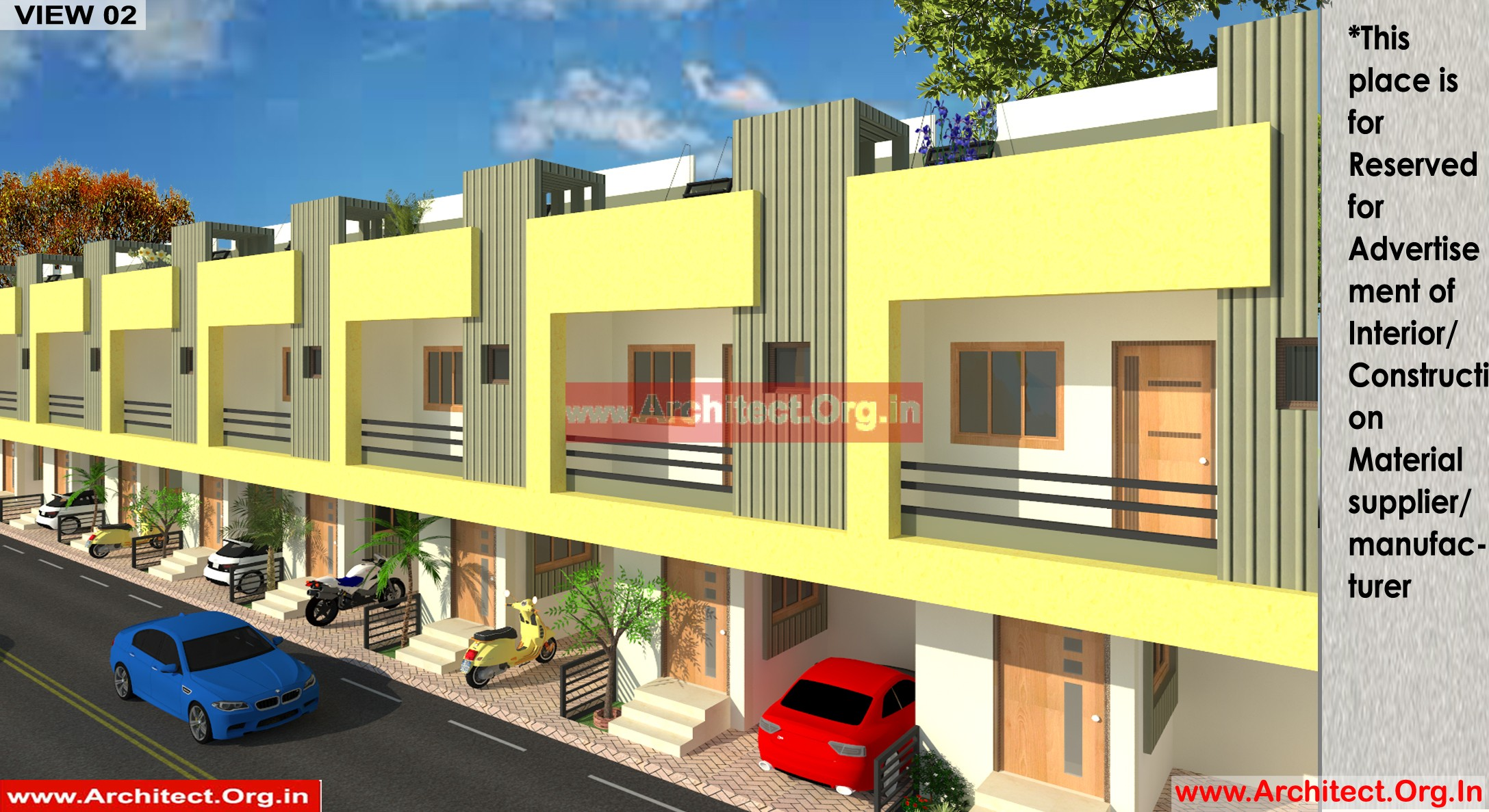 100 Row House Plans Mr Ganesh Kalyankar U2013