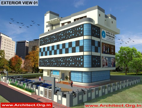 Commercial complex Planning -Patna Bihar - Mr. Kamlesh sinha