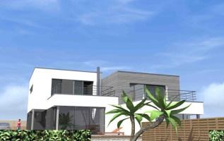 maison cubique