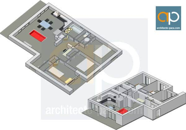 3d-appartement-renovation-marseille-Architecte