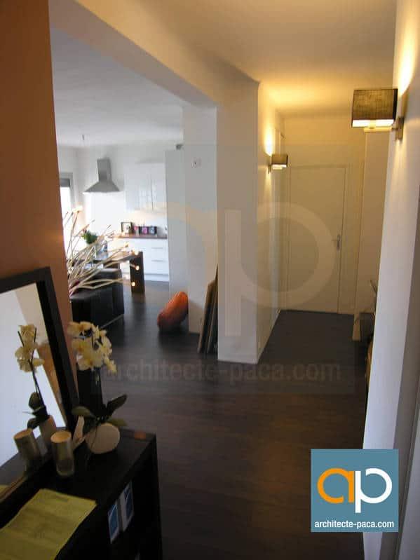 Appartement marseille renover par architecte 02 for Appartement design marseille
