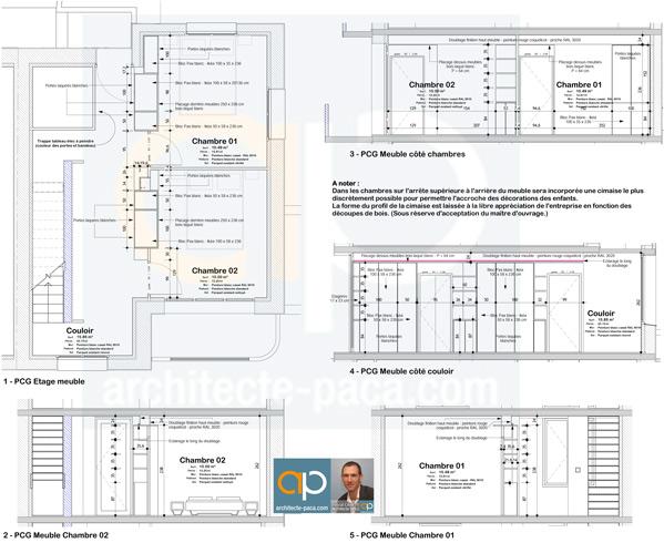 mobilier-sur-mesure-Architecte-plan-details