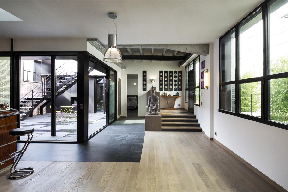 Les 10 Plus Beaux Lofts De Paris Architectes Paris