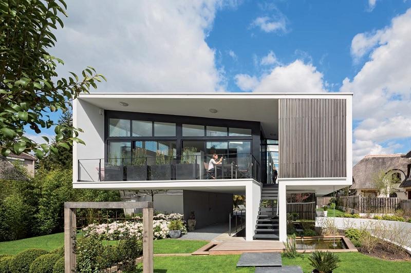Les 10 Plus Belles Maisons De 2015 En France Architectes