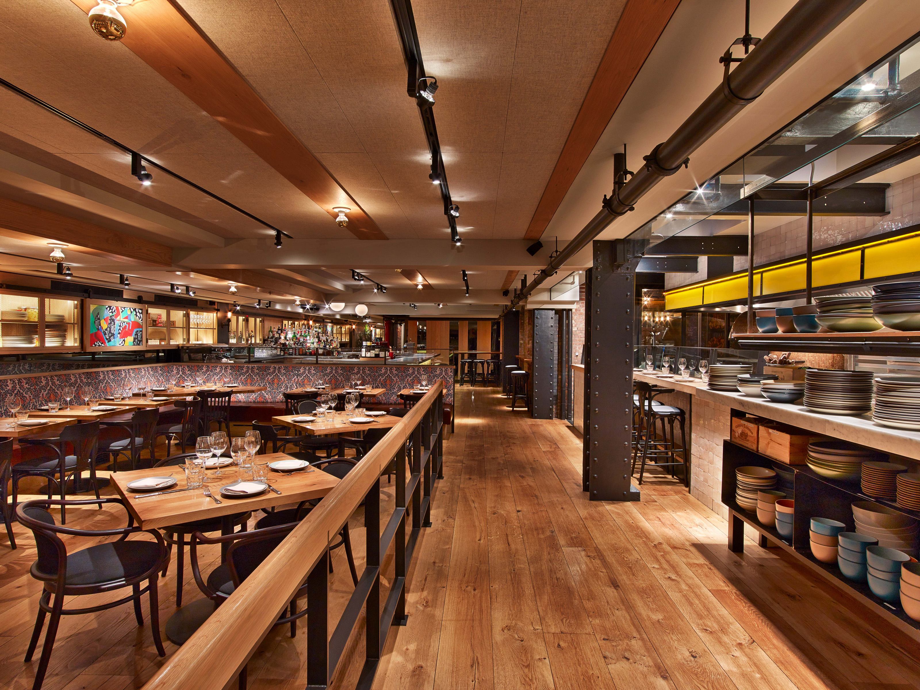 Best Restaurant Architects In New York City With Photos