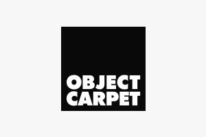 OBJECT CARPET für die Webseite