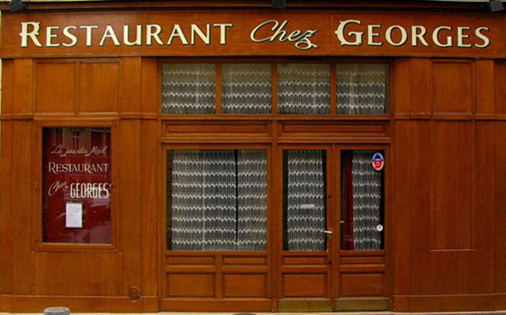 projet-architecture-Restaurant-Chez-Georges