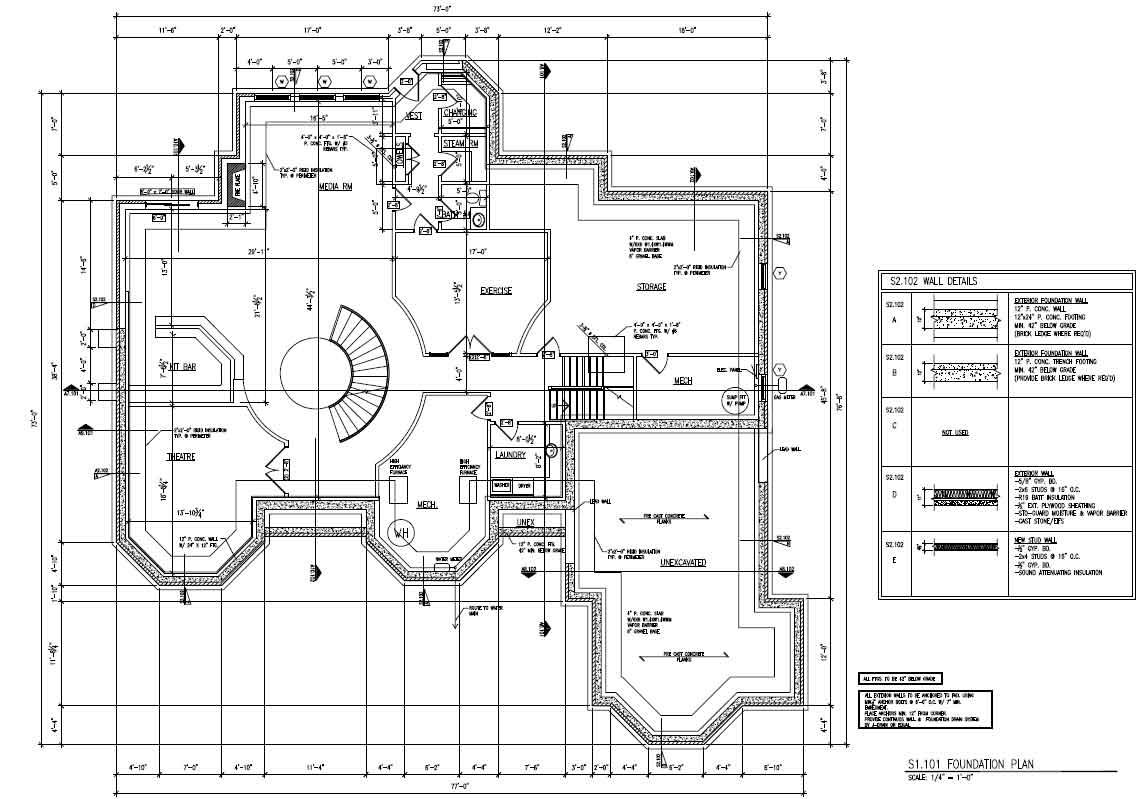 Construction Documentation Services Cd Set