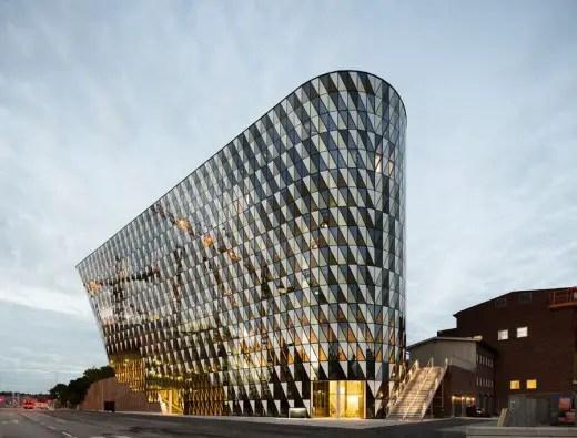 Aula Medica Building in Sweden