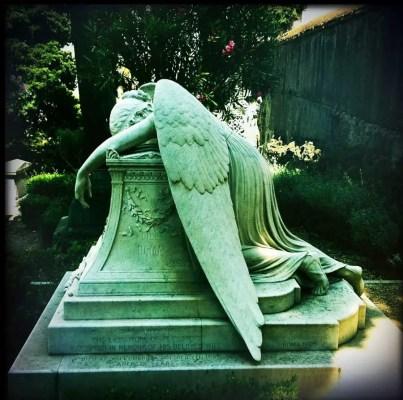 Catholic Cemetery Rome