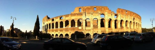 Italian Architectural Tours - Colisseum Rome