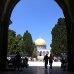 Dome on the Rock Aqsa Mosque Jerusalem