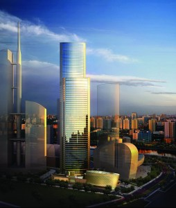 Russian Architectural Tours - Eurasia Tower Moscow