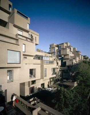 Habitat 67 Moshe Safdie