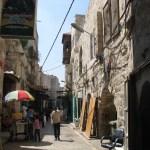 Nablus building