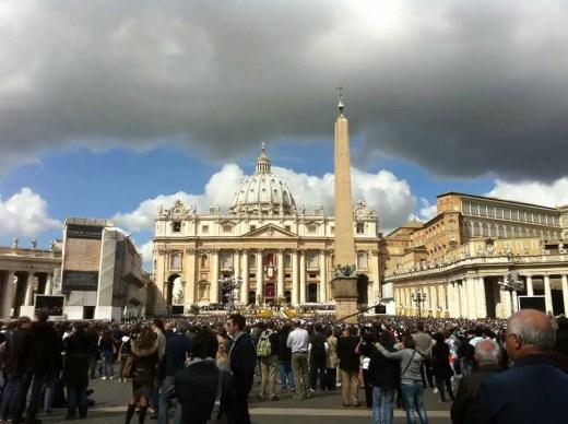 Vatican Building Rome