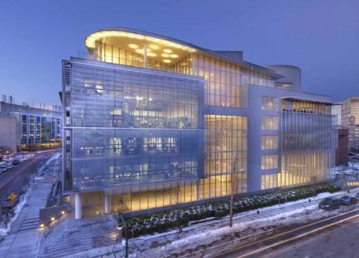 MIT Media Lab Boston building