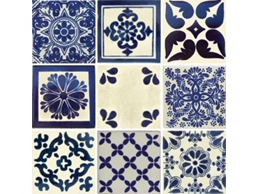 decorative mexican tiles moroccan and