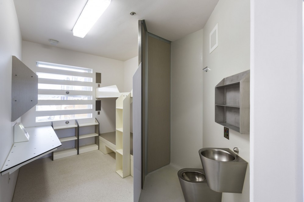 Prison Design By Mode And Peddle Thorp Aitken Promotes