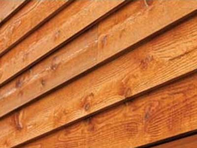 Western Red Cedar Timber Weatherboards Offering Natural