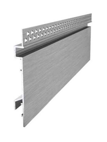 Clean Line Alubase Shadowline Aluminium Skirting For Modern Interiors Architecture Amp Design