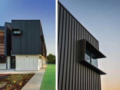 COLORBOND Steel Complements Latest Building Design Trends With New Matt Collection