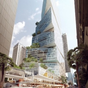 3xn Win Major Sydney Tower Design Competition City S