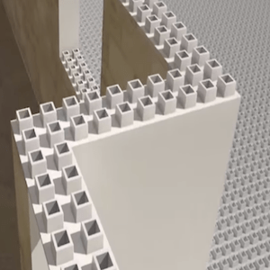 Concrete Smart Bricks Connect Together Like Lego