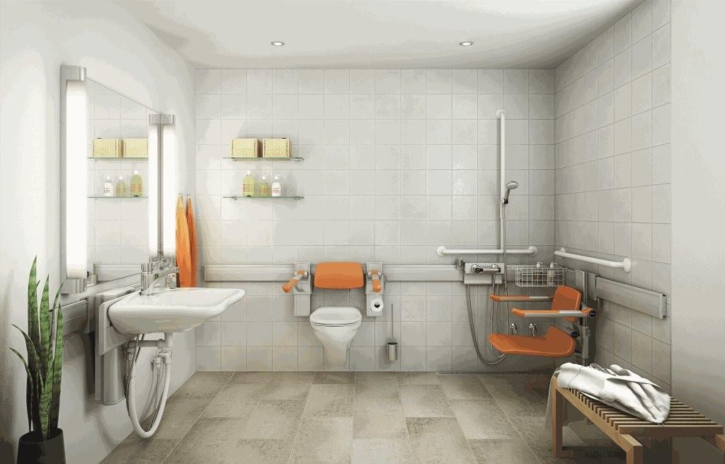 3 Key Features Of Dementia Friendly Bathroom Design