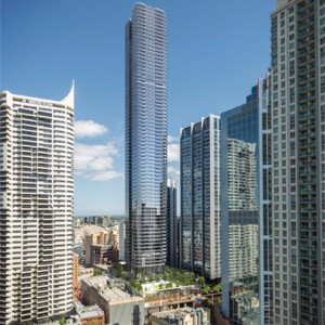 Tallest Building In Sydney By Crone Partners To Rise Up 72