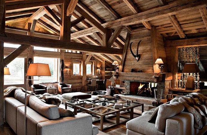 Beautiful Houses Interior Living Room