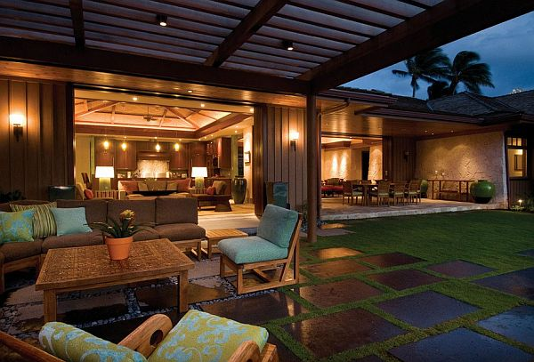 patio di design